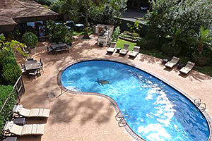 Valley Isle Resort Swimming Pool